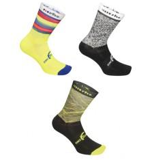 RH+ Fashion 15 cm summer cycling socks