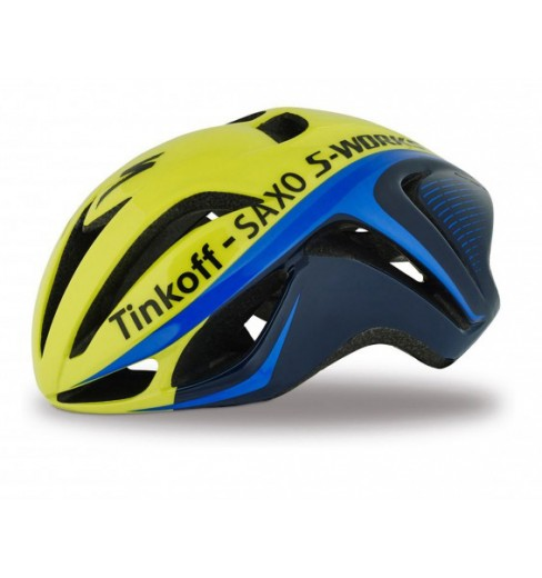 SPECIALIZED S-Works Evade Team Tinkoff-Saxo helmet