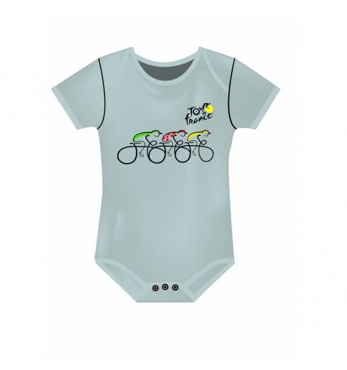 TOUR DE FRANCE Body bébé officiel Graphique 2020