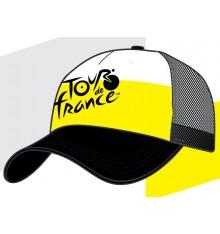 TOUR DE FRANCE Fan black and yellow cap 2020