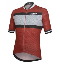 RH+ maillot vélo manches courtes homme Snake 2020