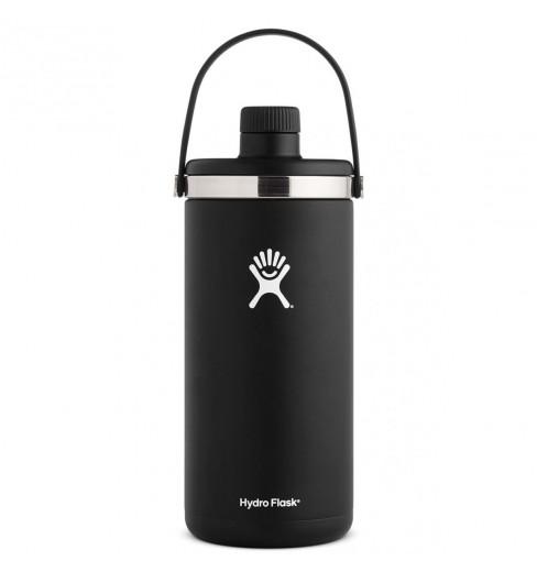 HydroFlask 128 oz Oasis bottle