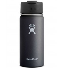 HydroFlask 16 oz Coffee Wide Mouth WITH FLIP LID Flask