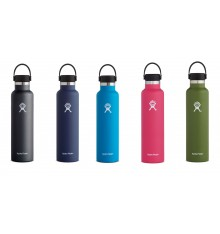 HydroFlask 24 oz Standard Mouth with Flex Cap Flask