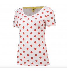 Tour de France Women's Polka T-Shirt 2020