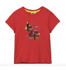 TOUR DE FRANCE T-Shirt Enfant Nice Rouge 2020