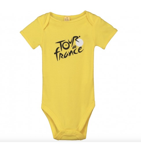 TOUR DE FRANCE Body bébé officiel jaune 2020