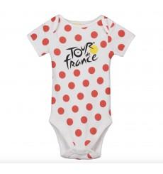 TOUR DE FRANCE official polka baby bodysuit 2021
