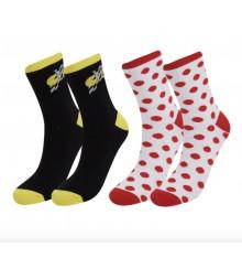 Set of 2 pairs of Tour de France socks 2020