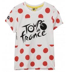 Tour de France Logo Polka dot kids' T-Shirt 2021