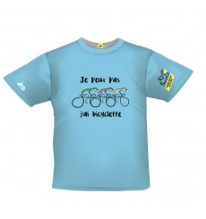 TOUR DE FRANCE Nice kid's blue t-shirt 2020