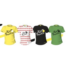 TOUR DE FRANCE Logo Leader T-shirt 2020