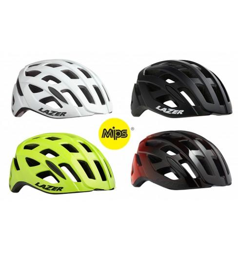 LAZER TONIC Mips road bike helmet