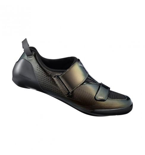 Chaussures triathlon homme SHIMANO TR901 NOIR PEARL 2021