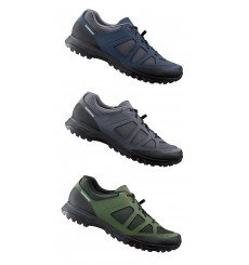SHIMANO ET300 men's MTB touring shoes 2021