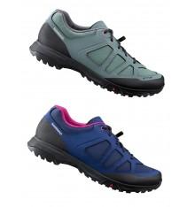 SHIMANO ET300 MTB women's touring shoes 2021
