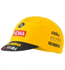 AGU 2020 TEAM JUMBO VISMA summer cycling cap