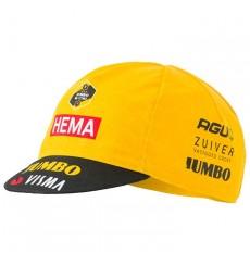 AGU Casquette TEAM JUMBO-VISMA 2020 noir / jaune