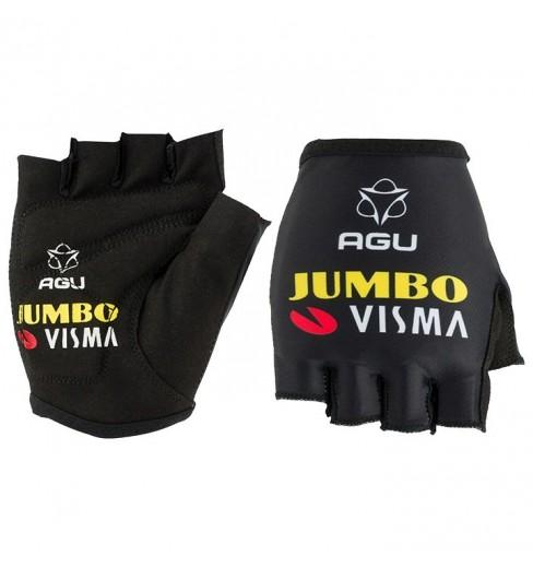 AGU 2020 TEAM JUMBO VISMA summer cycling gloves