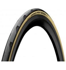 CONTINENTAL pneu Grand Prix 5000 LTD Crème édition spéciale Tour de France 2020