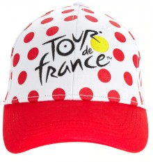 TOUR DE FRANCE casquette Pois 2020