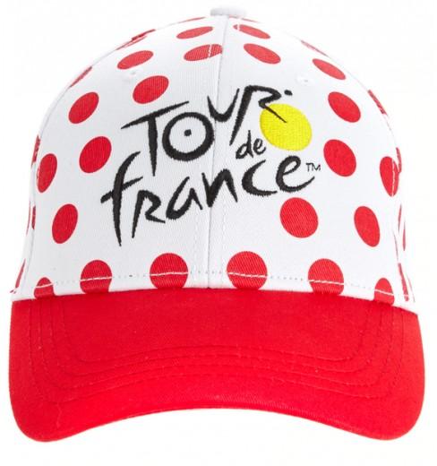 TOUR DE FRANCE Polka cap 2020