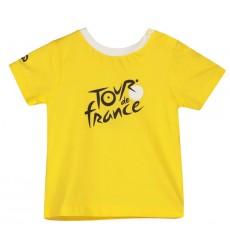 Tour de France Logo Leader baby's' T-Shirt 2021