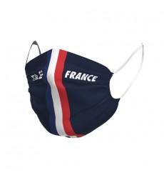 ALE masque de protection tissu modèle adulte Équipe de France