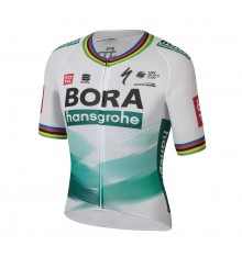 BORA HANSGROHE maillot manches courtes Tour De France Limited Edition BOMBER Rainbow 2020