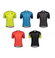 SCOTT RC TEAM 10 short sleeve jersey 2021