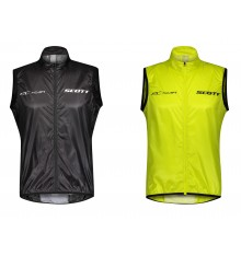 SCOTT RC Team WB windbreaker vest 2022