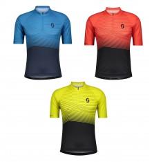 SCOTT ENDURANCE 20 short sleeve cycling jersey 2021