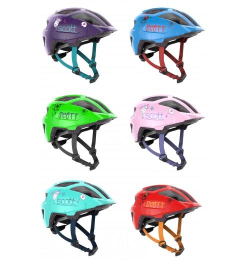 SCOTT Spunto Kid cycling helmet  2021 - 46 - 52 cm