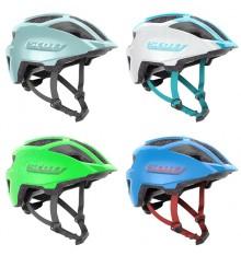 SCOTT Spunto Junior bike helmet 2021 - 50 - 56 cm