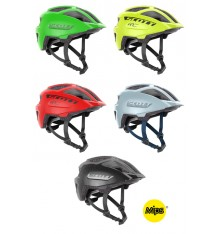 SCOTT casque enfant Spunto JR Plus 2021 - 50 - 56 cm