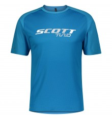 SCOTT maillot vélo VTT manches courtes homme TRAIL TUNED 2021