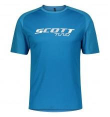 SCOTT TRAIL TUNED men's short sleeve MTB shirt 2021