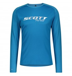 SCOTT TRAIL TUNED men's long sleeve MTB shirt 2021