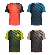 SCOTT TRAIL VERTIC men's short sleeve MTB jersey 2021