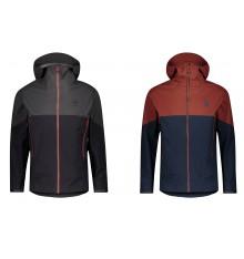 SCOTT veste à capuche cycliste hiver homme EXPLORAIR DRYO 3L 2021