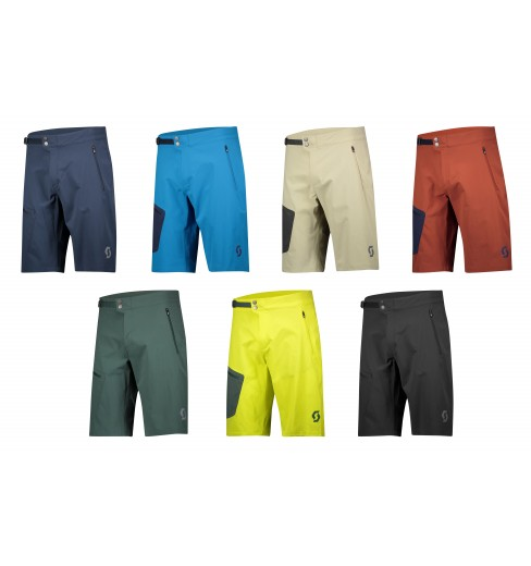 SCOTT short VTT homme EXPLORAIR LIGHT  2021