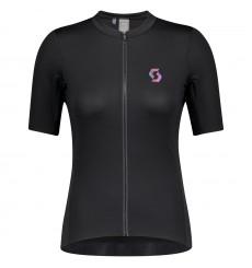 SCOTT maillot manches courtes cycliste femme RC CONTESSA SIGNATURE 2021