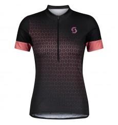 SCOTT maillot manches courtes cycliste femme GRAVEL CONTESSA SIGNATURE 2021