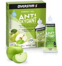 OVERSTIMS gel énergétique antioxydant liquide - 30 g