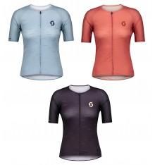 SCOTT RC PREMIUM CLIMBER 2021 women's short sleeves jersey