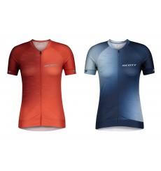 SCOTT maillot manches courtes cycliste femme RC PRO 2021