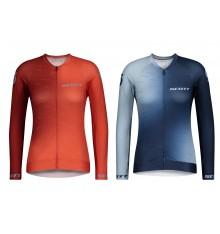 SCOTT RC PRO 2021 women's long sleeves jersey