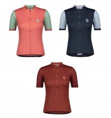 SCOTT Endurance 10 women's short sleeves jersey 2021