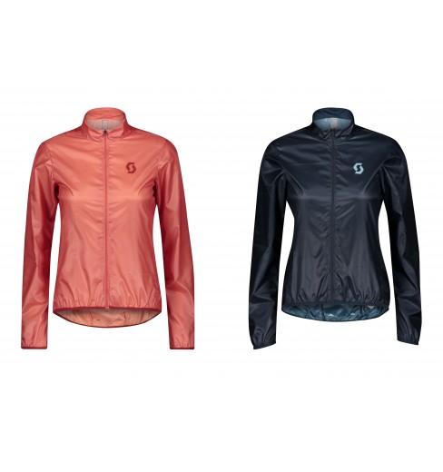 SCOTT Endurance WB women's wind-breaker jacket 2021