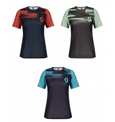 SCOTT TRAIL VERTIC PRO women's short sleeves shirt 2021